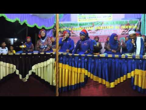 Al Maratussholihah - Bangbung Hideung Versi Marawis