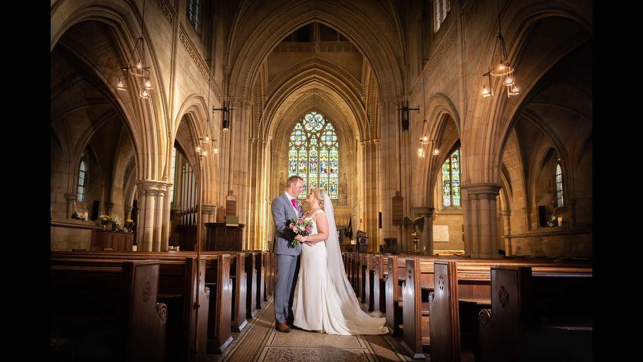 Warren and Magda's Wedding Photography Preview Video - Aston Hall, Sheffield, UK