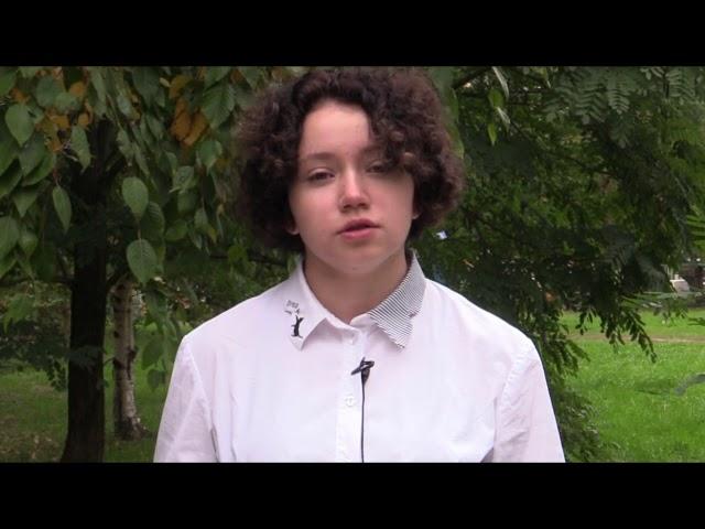 Изображение предпросмотра прочтения – «Магера Лера, Неженская Дарья» читает произведение «Не жалею, не зову, пе плачу...» С.А.Есенина