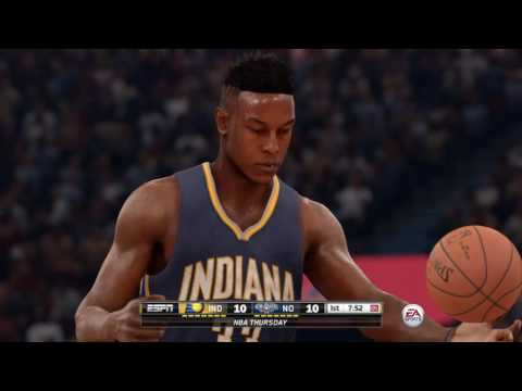 NBALIVE16: {Indiana Pacers Vs New Orleans Pelicans }