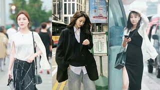 Tik Tok China l Thời trang đường phố của các cô gái Trung Quốc #5 l [ Douyin / Street style ]