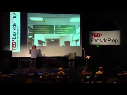 Designing a mind: Sasha Pasulka at TEDxEastsidePrep