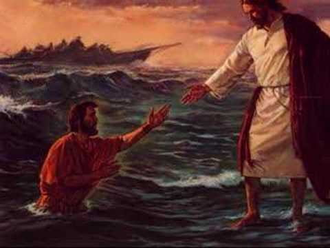Peter, The Pope who walked on water