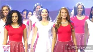 MISS WORLD 2016 Opening Number
