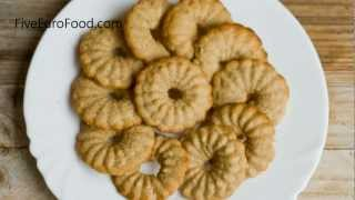 How To Make Black Pepper And Balsamic Vinegar Cookies