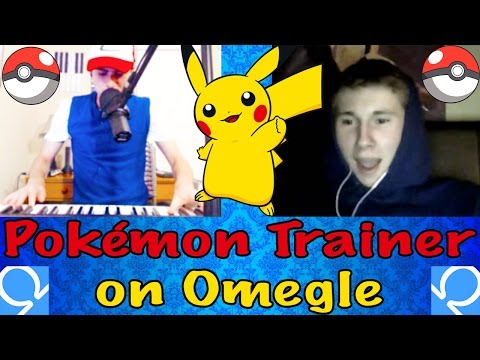 POKEMON TRAINER PLAYS PIANO AND BEATBOXES ON OMEGLE