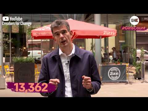 #GirlsCount | Matt Brittin, President EMEA Business & Operations - 13,362