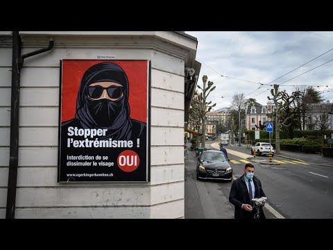 سويسرا: استفتاء لمنع ارتداء البرقع في الأماكن العامة والتوقعات الأولية تشير للتصويت بنعم  - نشر قبل 52 دقيقة