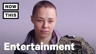 UFC's Rose Namajunas Wants To Be Known As More Than A Fighter | NowThis