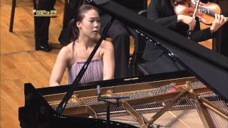 손열음(Yeol Eum Son)-라흐마니노프 피아노 협주곡 3번 3악장