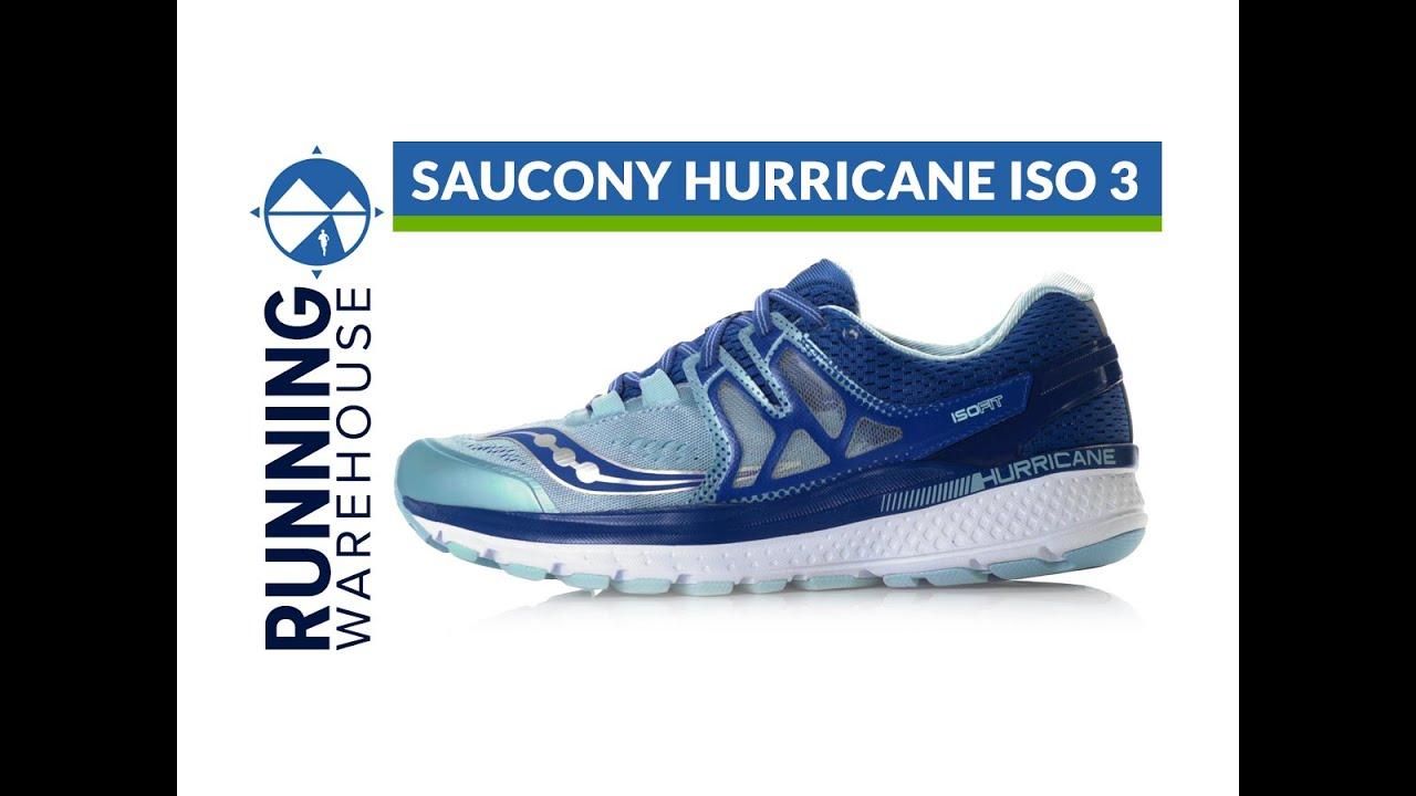 Saucony Hurricane Iso 3