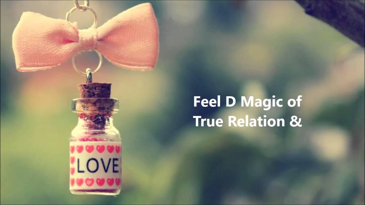 feelings of love