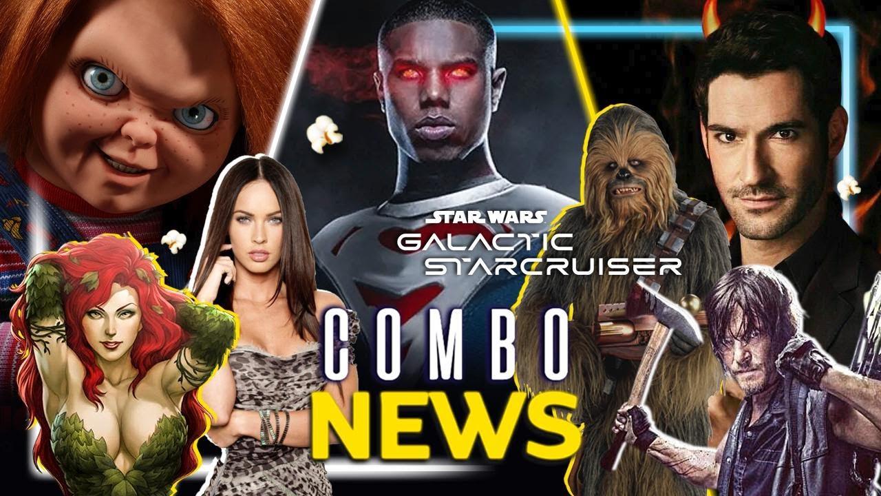 ComicCon en casa, Star Wars disneyland, Megan Fox en DC?, Army of the Thieves y más #COMBONEWS