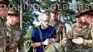 MAKING SOLDIERS - United States Army Basic Training At Fort Benning