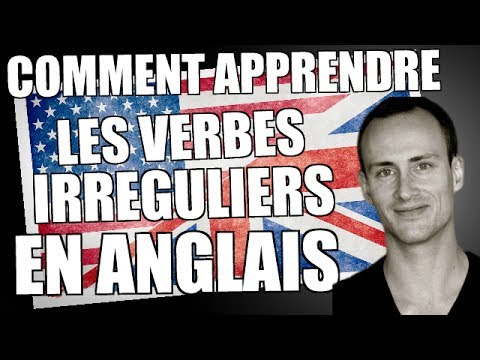 comment apprendre les verbes irr guliers en anglais youtube. Black Bedroom Furniture Sets. Home Design Ideas