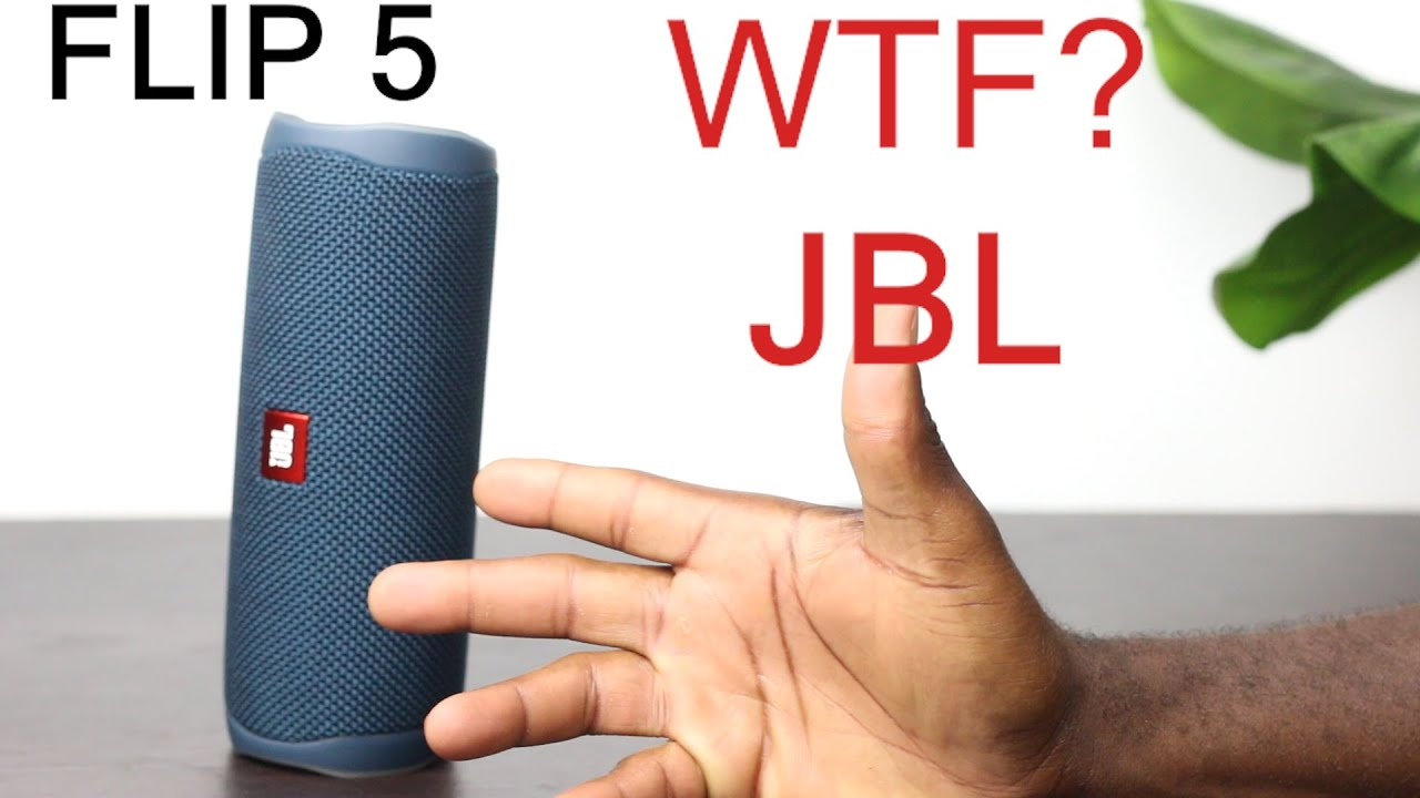 🤦‍♂️JBL Flip 5 Is Bad News!👎 This is your warning before you buy one  NOT  A REVIEW