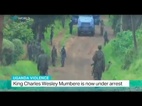 Uganda Violence: King Charles Wesley Membere is now under arrest