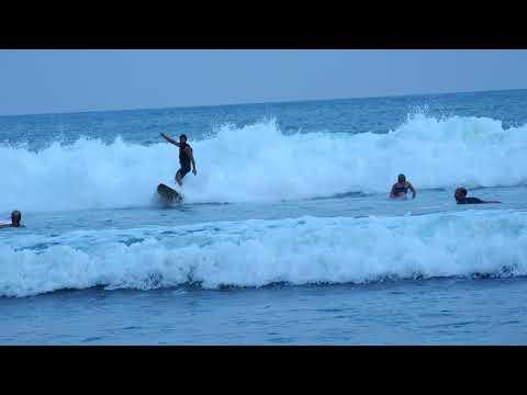 Patrick K59 Surf Video, El Salvador 2019 Feb
