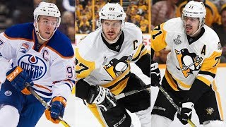 NHL Network's:  Top 20 Centers Right Now   Aug 5, 2018