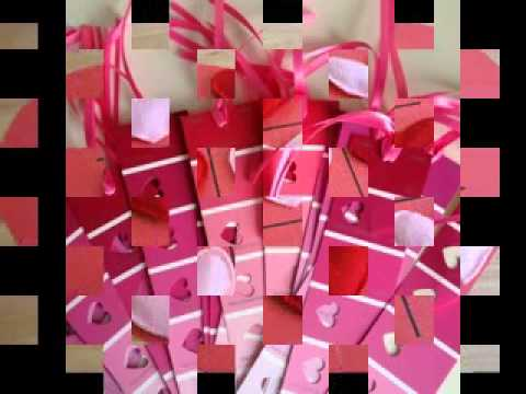 Easy DIY Valentine Day Craft Ideas