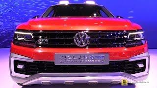 Volkswagen Tiguan GTE Active Concept 2016 Videos