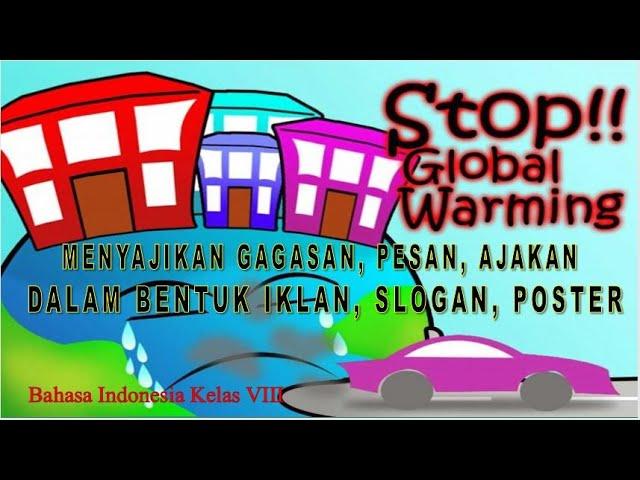 Menyajikan Gagasan Pesan Ajakan Dalam Bentuk Iklan Slogan Dan Poster Youtube