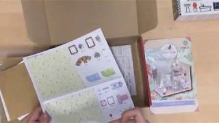 Unboxing and review of miniature house kits - Cutebee - Cutehouse - Robolife