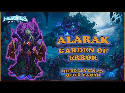 Grubby | Heroes of the Storm - Alarak in the Garden of Error - Quick Match