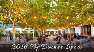 Revisited : Napa Valley's Best Blow-Out Dinner Spots