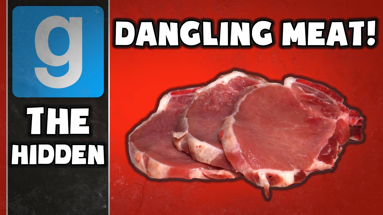 1be9f6c5eed GMOD The Hidden Funny Moments - DANGLING MEAT - YouTube
