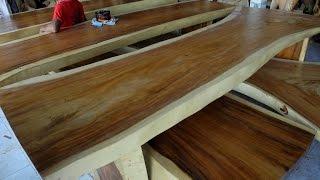 Lumber Slabs