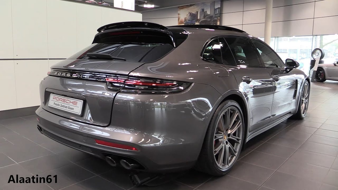 Porsche Panamera Turbo Sport Turismo 2018 In Depth Review