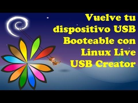 Crear un Dispositivo USB Booteable [LiLi USB Creator]