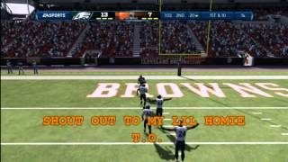 Madden NFL 13 Connected Career Vs Ipodkingcarter