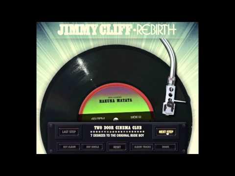 Kerve Creative - Jimmy Cliff Rebirth