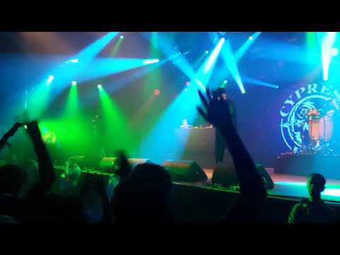 Cypress Hill, Munich 14.07.2015, Tollwood Festival, Musik Arena