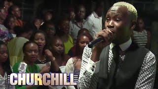 Daddy Owen Performs Kazi Ya Msalaba
