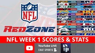 NFL RedZone Live Streaming Scoreboard | Sunday NFL Week 1 Scores, Stats, Highlights, News & Analysis screenshot 4