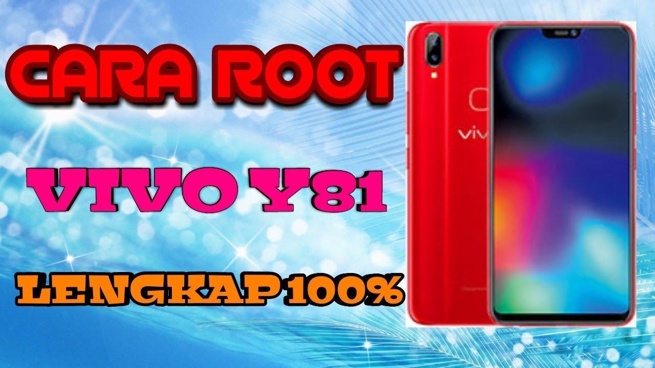 Update ) Cara Root Vivo Y81 Terbaru !! 100% Berhasil - YouTube