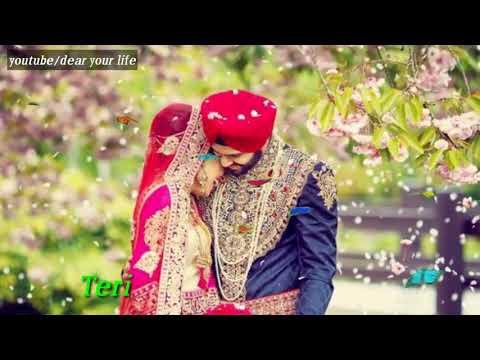 😢Teri Dhadkano Se Hai Zindagi Meri 😢//female Version//Sad Song// Whatsapp Status Video