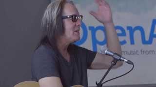 OpenAir Studio Session: Todd Rundgren (3/31/15)