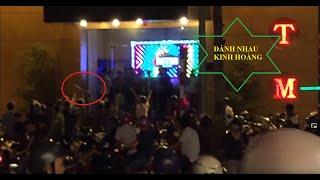 Chém nhau tại MTM Club Biên Hòa