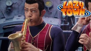 Lazy Town | We Are Number One | Lazy Town Songs For Kids