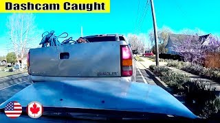 Ultimate North American Cars Driving Fails Compilation - 221 [Dash Cam Caught Video]