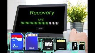 SD Card Recovery Tutorial (SD Card, Micro SD, Mini SD Card, Pendrive etc.)