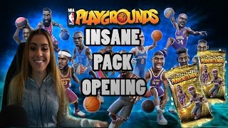 THE NEW NBA JAM? NBA Playgrounds Pack Opening!!!