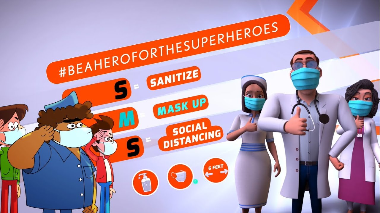 Nickelodeon | Be A Hero For The Superheroes with the Golmaal Jr. Gang