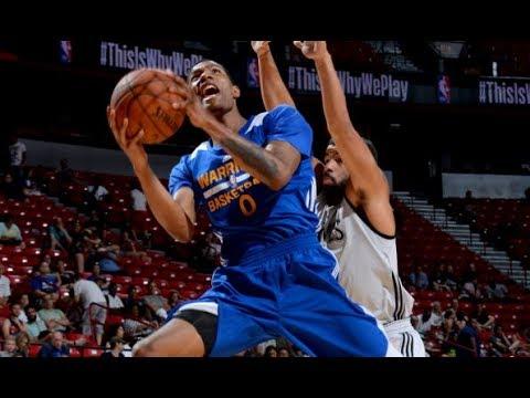 Full Highlights: Golden State Warriors vs Minnesota T-Wolves MGM Resorts NBA Summer League   July 11
