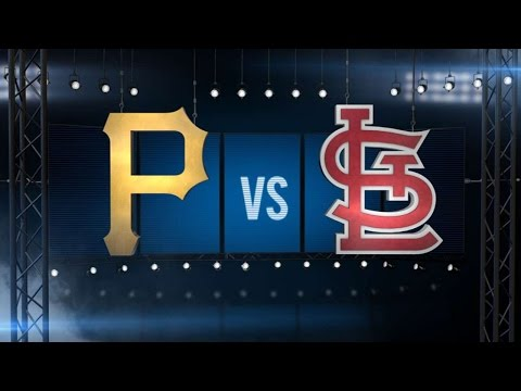 5/8/16: Pirates Hang On To Push Past Cards