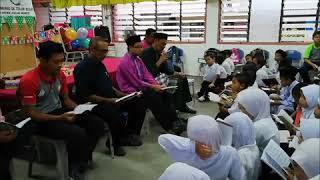 Sambutan Hari Jadi Murid - Program Guru Penyayang 2018..